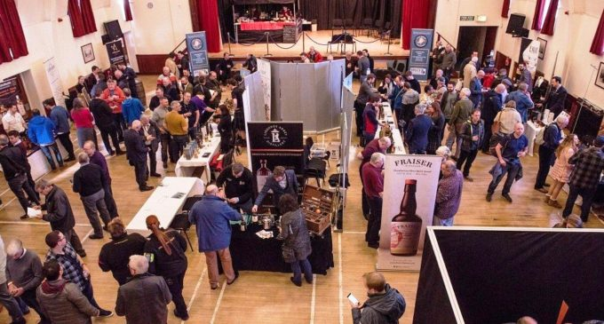 Bruce Stevenson Insurance Sponsors Third Fife Whisky Festival