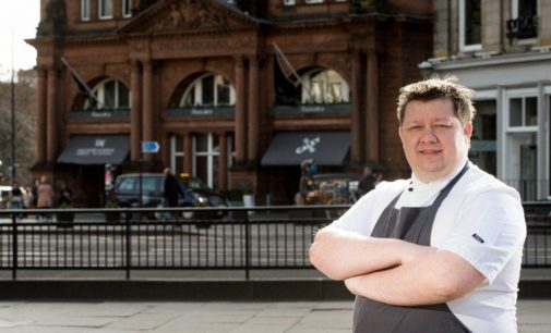 Ex-CIS Excellence Chef of the Year Finalist's New Venture Revealed