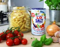 LoSalt Steps Up To Lower Sodium Levels To Help Improve The Nation's Health