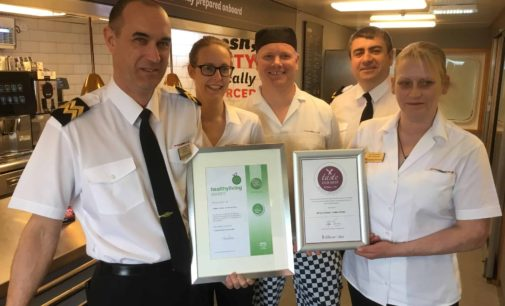 The CIS Excellence-Nominated CalMac Ferries: On Board With Healthy Scottish Food