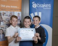 Pupils Take Part in Scottish Schools Cook-Off With Brakes Scotland