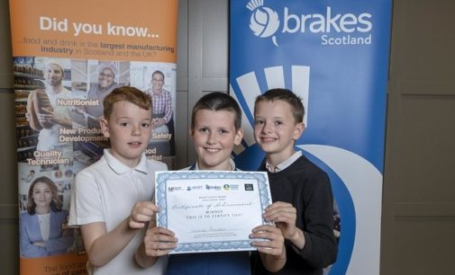 Pupils Take Part in Scottish Schools Cook-Off