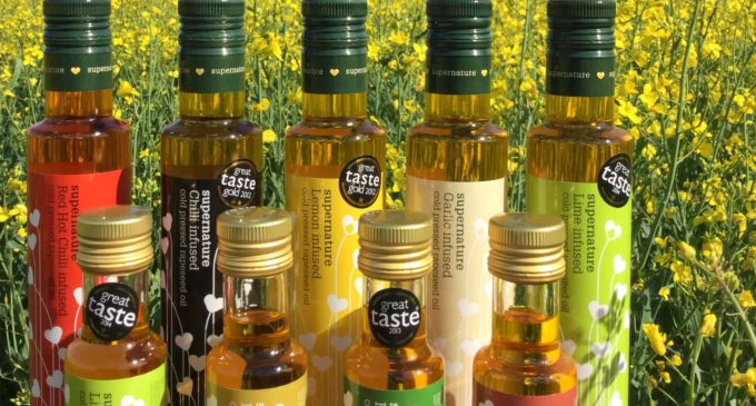 Edinburgh Rapeseed Producer Achieves National Listing with Brakes Foodservice UK