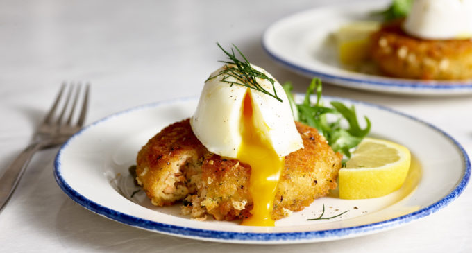 Just Egg's Oval Poached Egg Wins Food Innovation Of The Year