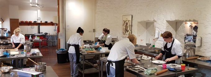 ESFW Launches New Diploma in Modern Gastronomy