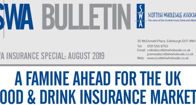 Scottish Wholesale Association Releases August Bulletin