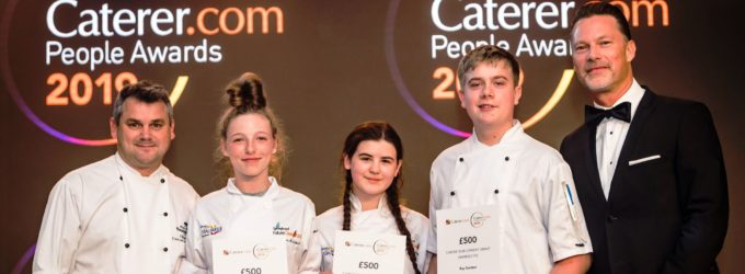 Dishoom Big Winners at Caterer.com People Awards 2019