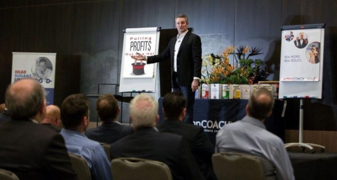 Take Action, With ActionCOACH on 8th October, Marriott Glasgow: The Brad Sugars Q&A