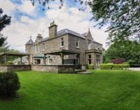 Exclusive-Use Estate Opens Near Glamis Castle