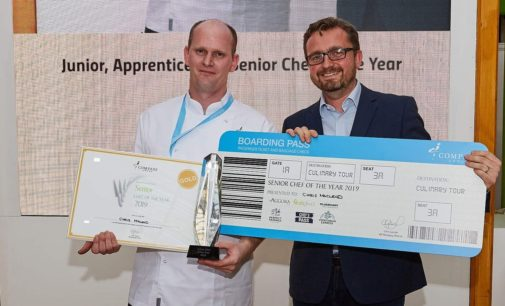 ESS Chef Takes Home Top Compass Prize