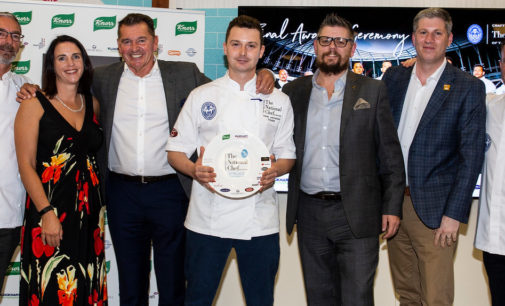 Borthwick Castle's Derek Johnstone Secures Runner-Up In 2019 Craft Guild of Chefs Awards