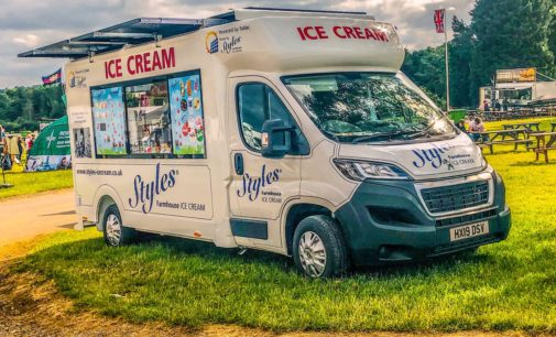 Pioneering Solar-Powered Ice Cream Van To Feature At Ice Cream & Artisan Food Show 2020