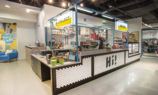 Gather & Gather Cafe Launches at Primark Edinburgh