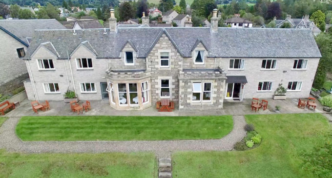 Graham & Sibbald Markets Well-Known Pitlochry Guesthouse
