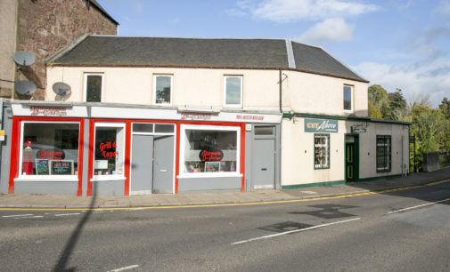 Graham & Sibbald Markets 50-Cover Licensed Restaurant in Blairgowrie