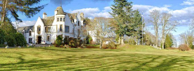Graham & Sibbald Markets Stunning Highland Country House Hotel & Wedding Venue