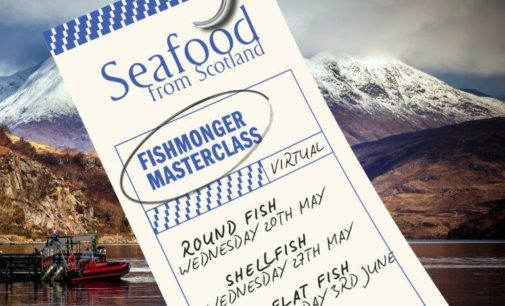 Seafood Scotland Launches Chef Masterclass Series
