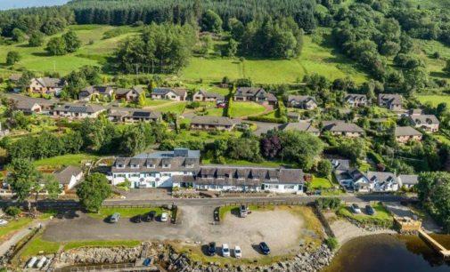 Graham & Sibbald Markets The Clachan Cottage Hotel, Lochearnhead