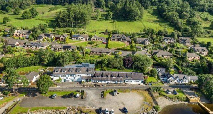 Graham + Sibbald Announces Sale of Clachan Cottage, Perthshire