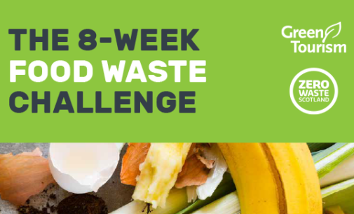 Green Tourism Partners With Zero Waste Scotland On Food Waste Pilot