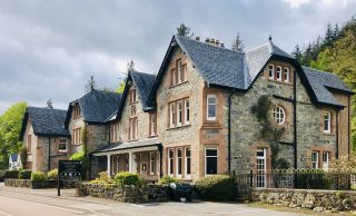 Graham & Sibbald markets the Invergarry Hotel, Inverness-shire