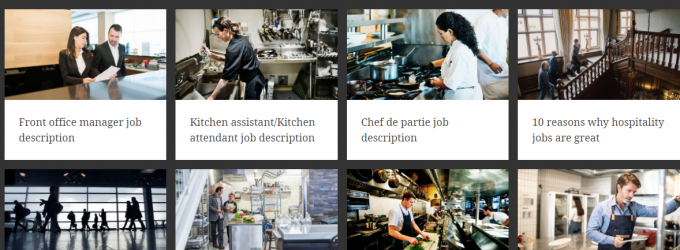 Caterer.com Launches Free Career Advice Hub For Hospitality Jobseekers