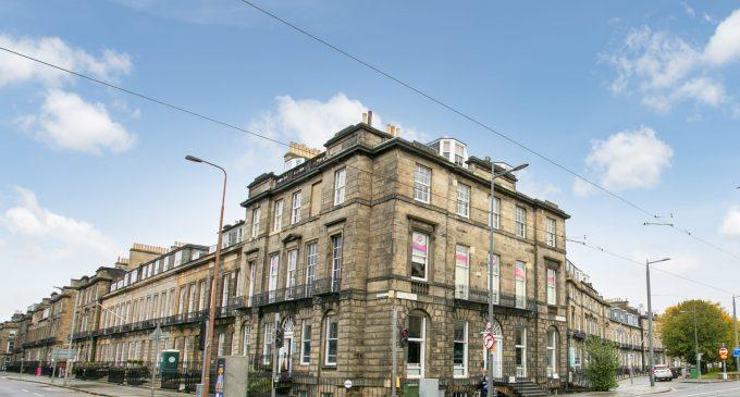 Graham & Sibbald Markets Former Edinburgh Restaurant Premises