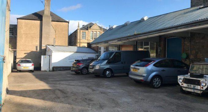 Graham & Sibbald Markets Di Rollo Ice Cream Premises, Musselburgh