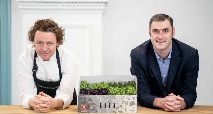 Compass Scotland: Combining Innovation and Sustainable Grass Roots