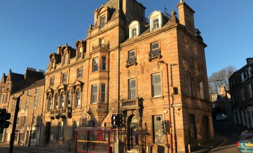 Graham & Sibbald Markets Iconic Crieff Hotel
