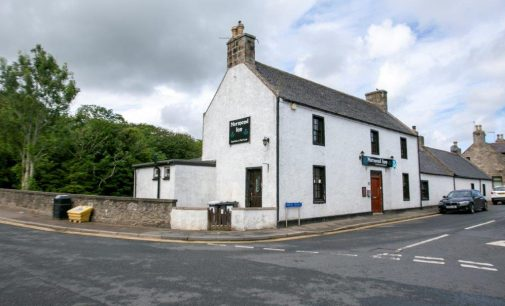 Graham & Sibbald Markets The Mormond Inn, Aberdeenshire