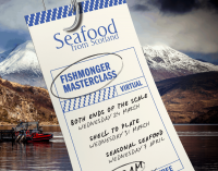 Seafood Scotland Launches Fishmonger Masterclass Schedule 2021