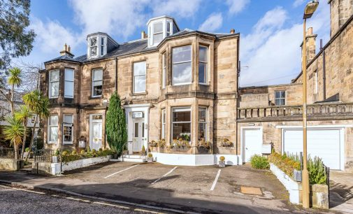 Graham & Sibbald Markets Long-Established 4-Star Edinburgh Guest House