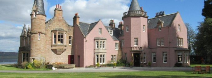 Graham & Sibbald Markets Bunchrew House Hotel, By Inverness