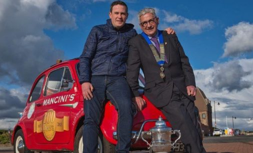 Scottish Company Scoops Best Ice Cream Award
