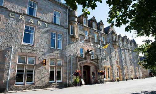 Graham & Sibbald Markets The 51-Room Grant Arms in Grantown-on-Spey