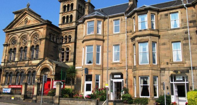Graham and Sibbald Markets Popular Rosehall Licensed Hotel/Guest House in Edinburgh